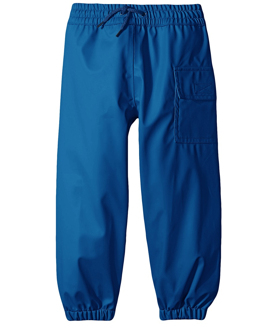 Hatley Kids - Classic Splash Pants (Toddler/Little Kids/Big Kids) (Blue) Boy's Casual Pants