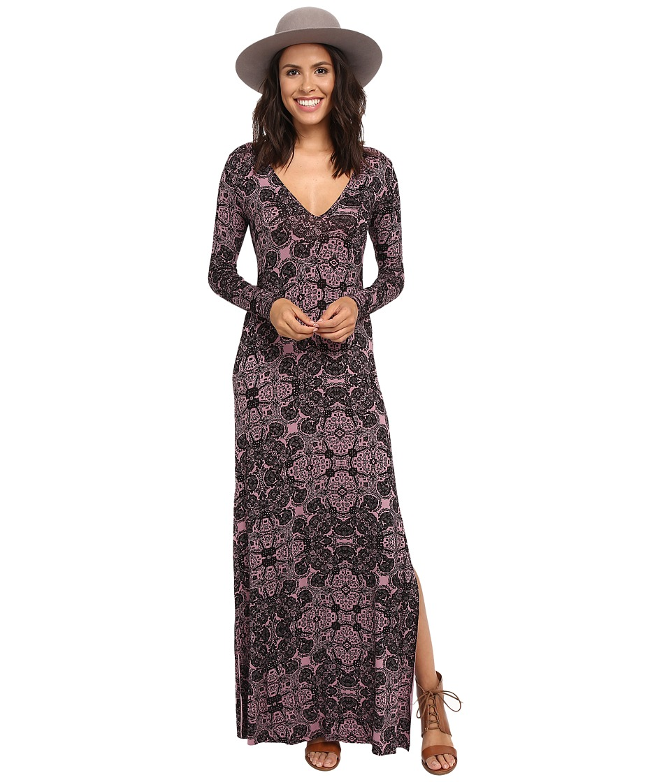 Clayton - Stevie Dress (Mauve Fleur) Women's Dress