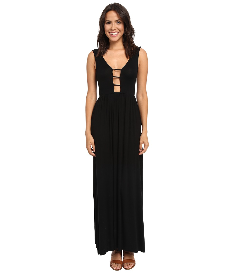 Clayton - Sapphire Dress (Black) Women's Dress