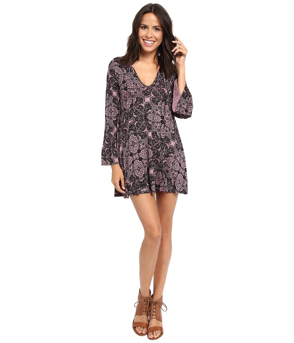 Clayton - Cora Dress (Mauve Fleur) Women's Dress