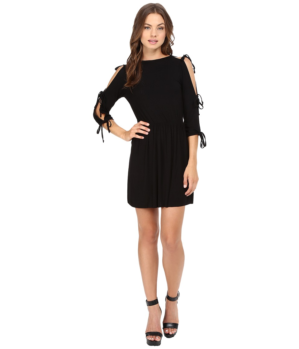 Clayton - Acacia Dress (Black) Women's Dress
