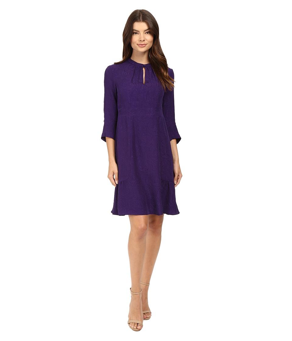 Nanette Lepore Nouveau Dress (Purple) Women