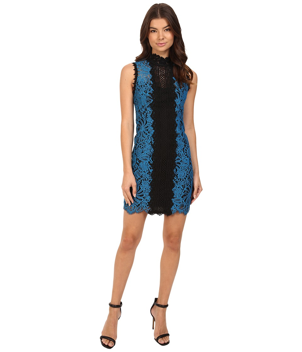 Nanette Lepore - Paramour Shift (Azure) Women's Dress