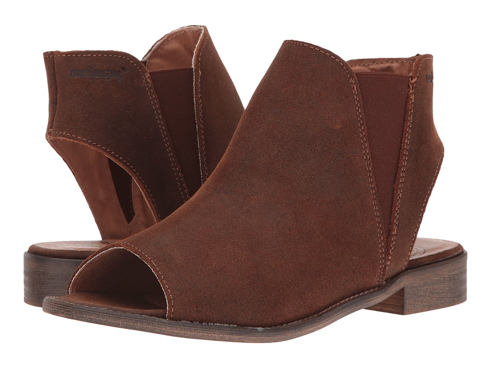 Coolway 1Ciara (Cognac Oiled Suede) Women