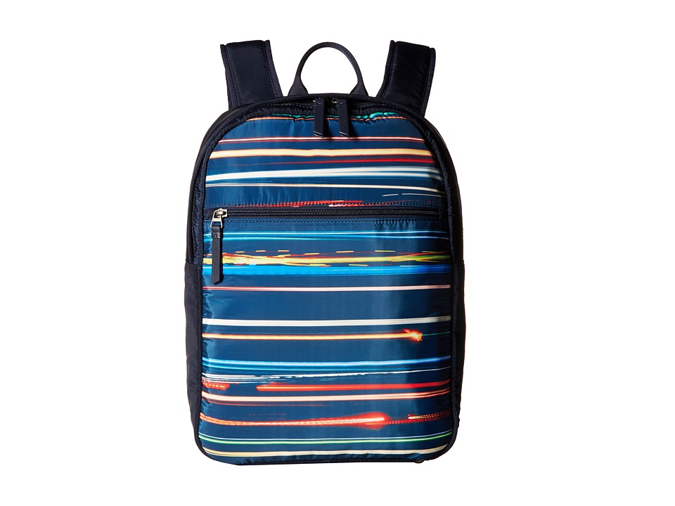 Paul Smith Junior - Printed Backpack (Navy) Backpack Bags