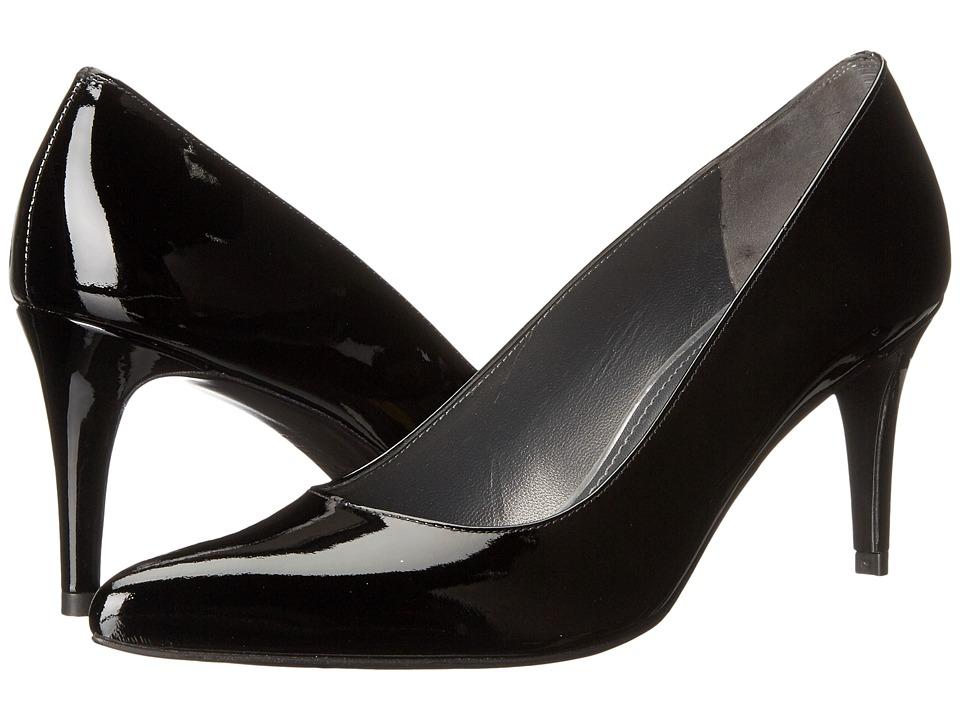 Stuart Weitzman - Tessa (Black Patent) High Heels