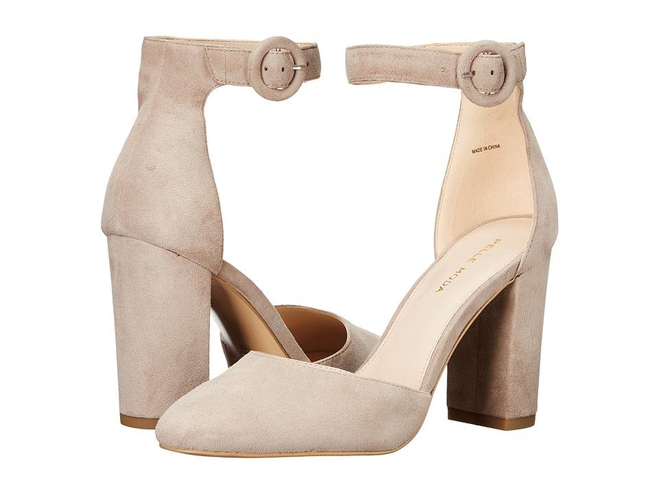 Pelle Moda - Fritz (Mushroom Suede) High Heels