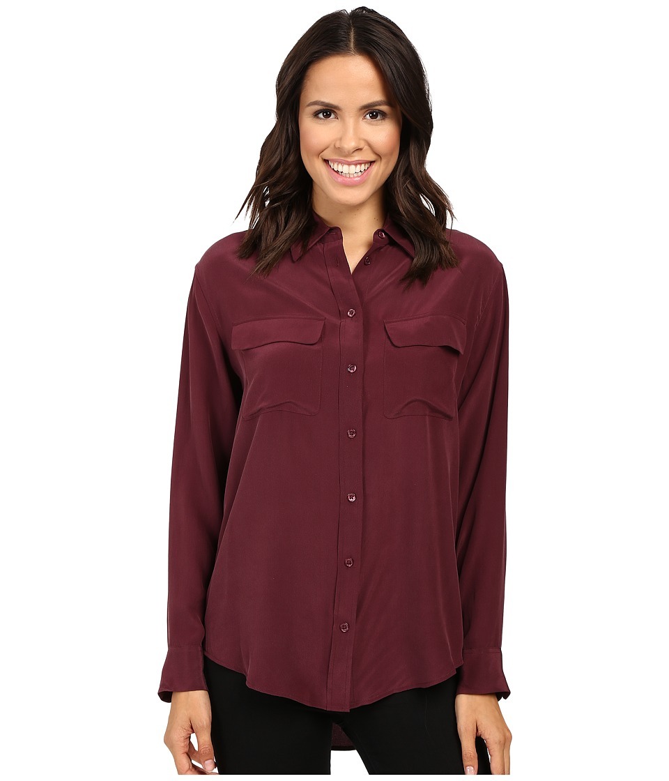 EQUIPMENT - Signature Blouse (Goji) Women's Blouse