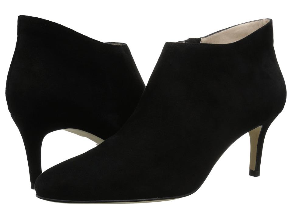 Pelle Moda - Yelm (Black Suede) Women's Boots