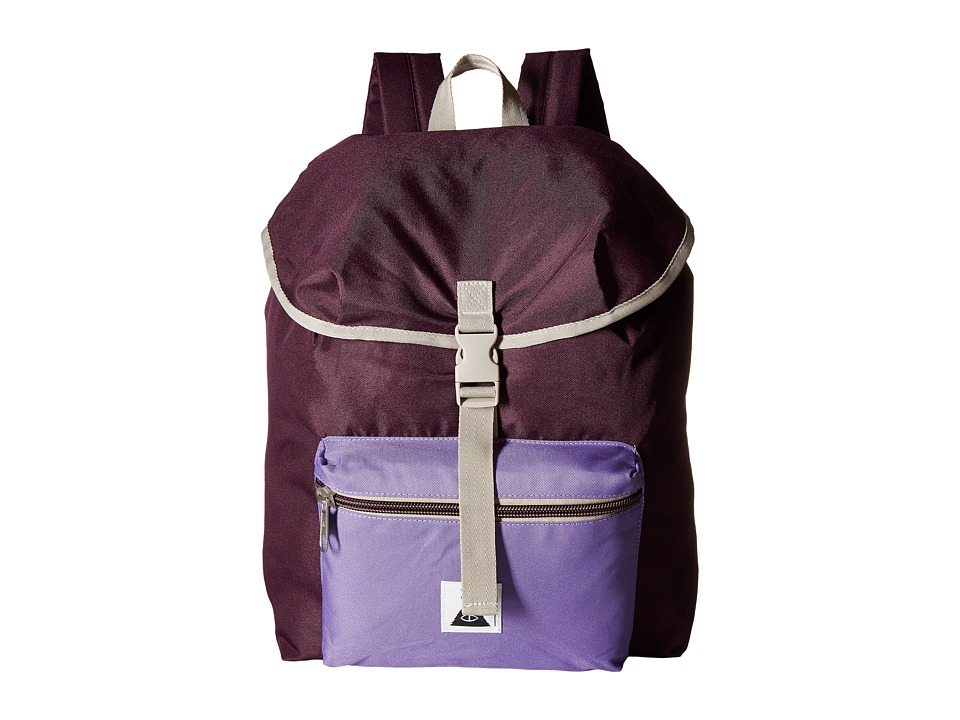 Poler - Field Pack Backpack (Plum) Backpack Bags