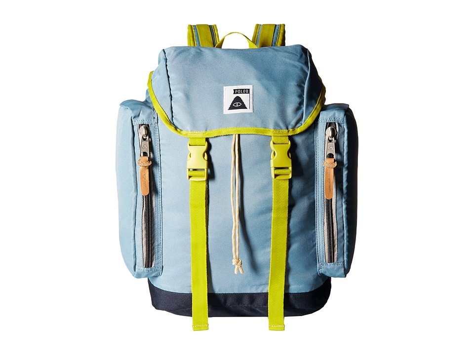 Poler - Rucksack (Cloud Blue) Backpack Bags