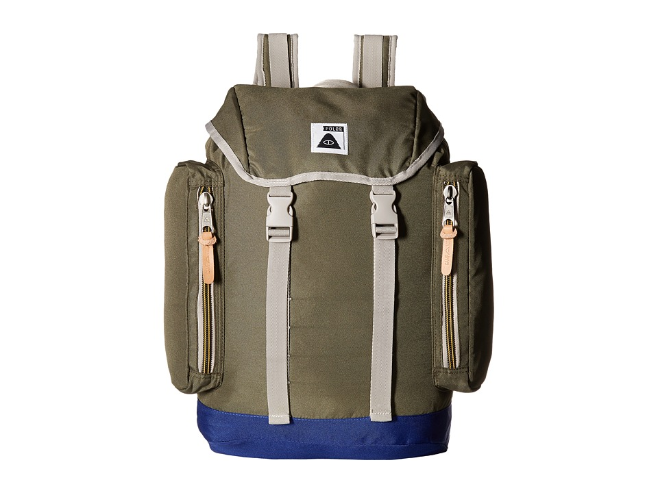 Poler - Rucksack (Burnt Olive) Backpack Bags