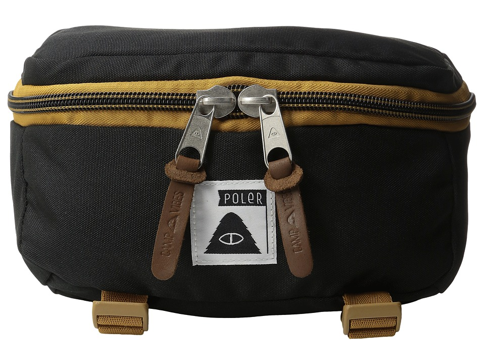 Poler - Rover Bag (Black) Backpack Bags