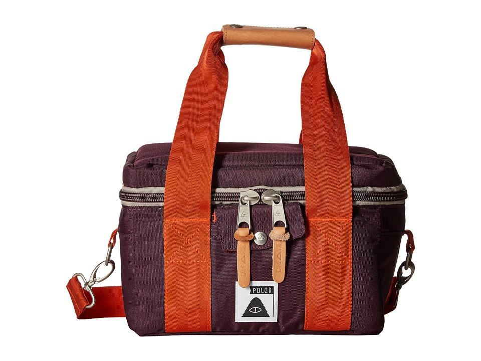 Poler - Camera Cooler (Plum) Duffel Bags