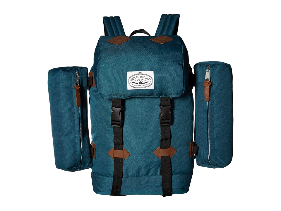 Poler - Classic Rucksack (Navy) Backpack Bags