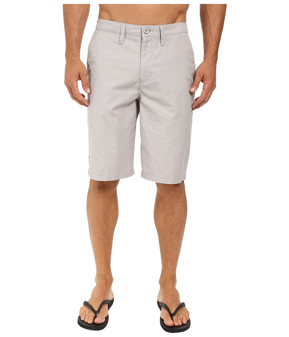 Vans - Dewitt Walkshort (Pebble Heather) Men's Shorts