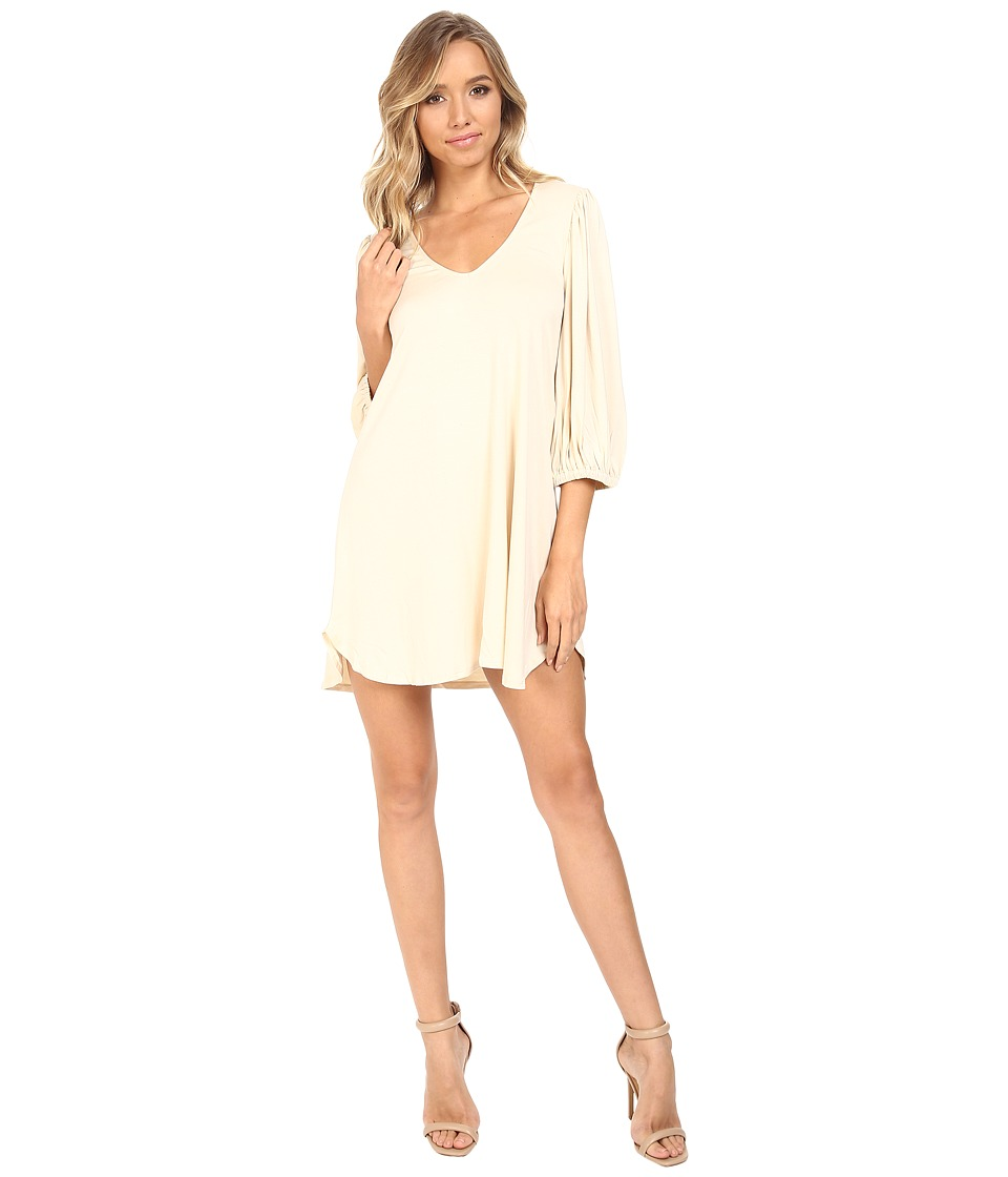 Rachel Pally - Ezra Dress (Cream) Women's Dress