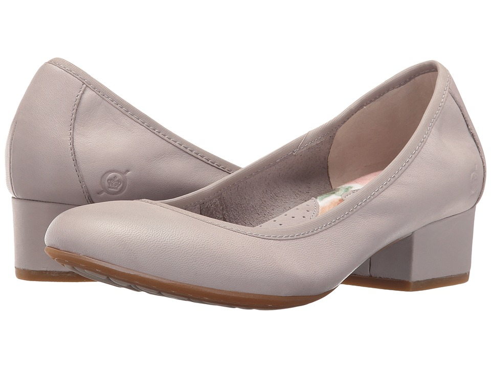 Born - Paula (Grey) Women's Shoes