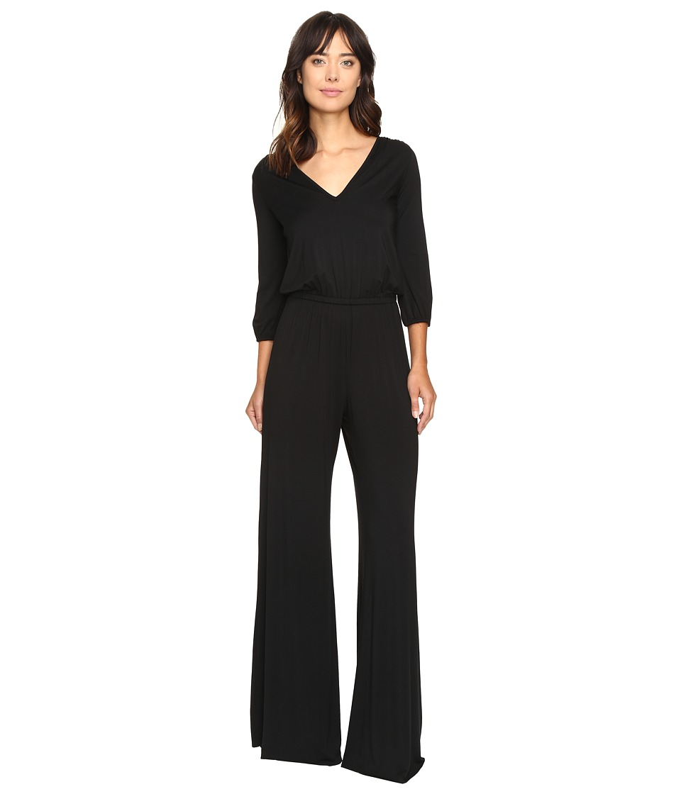 Rachel Pally - Clancy Jumpsuit (Black) Women's Jumpsuit & Rompers One Piece