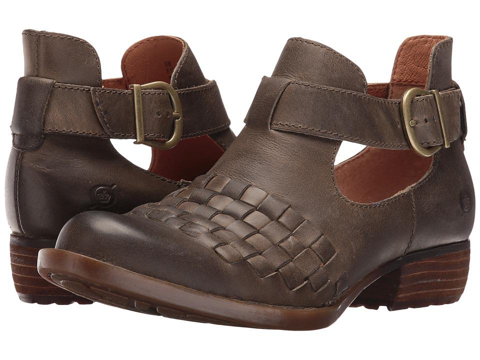 Born - Viveka (Green) Women's Shoes