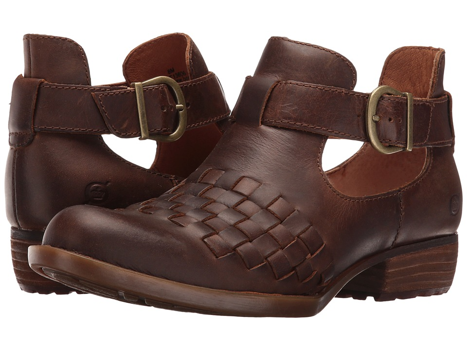 Born - Viveka (Brown) Women's Shoes