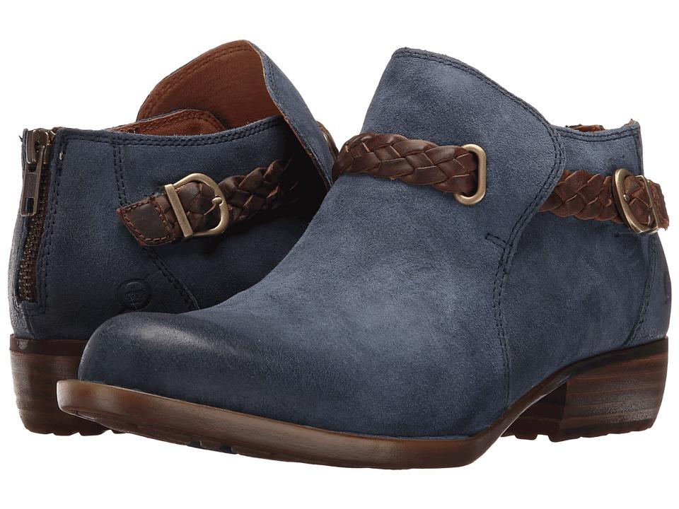 Born - Sylvia (Blue) Women's Shoes