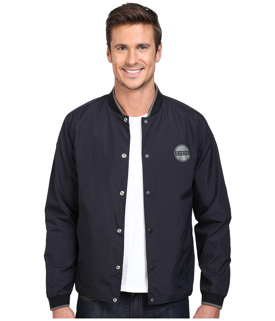 O'Neill - Line Up Team Jacket (Black) Men's Coat