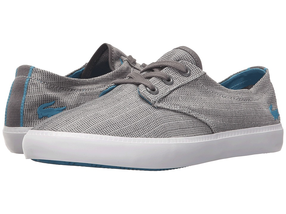 Lacoste - Malahini RH (Dark Grey/Blue) Women's Lace up casual Shoes