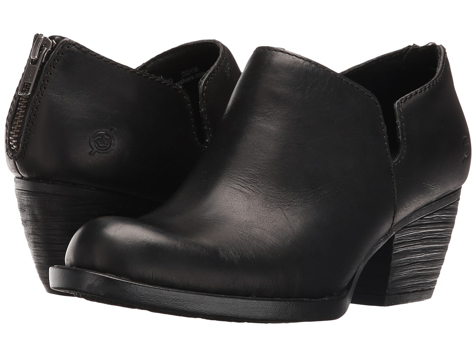 Born - Antonia (Black) Women's Shoes