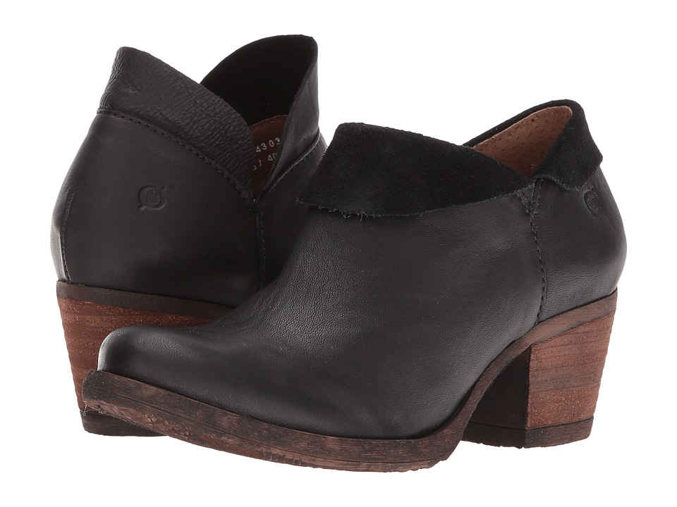 Born - Christa (Black) Women's Shoes
