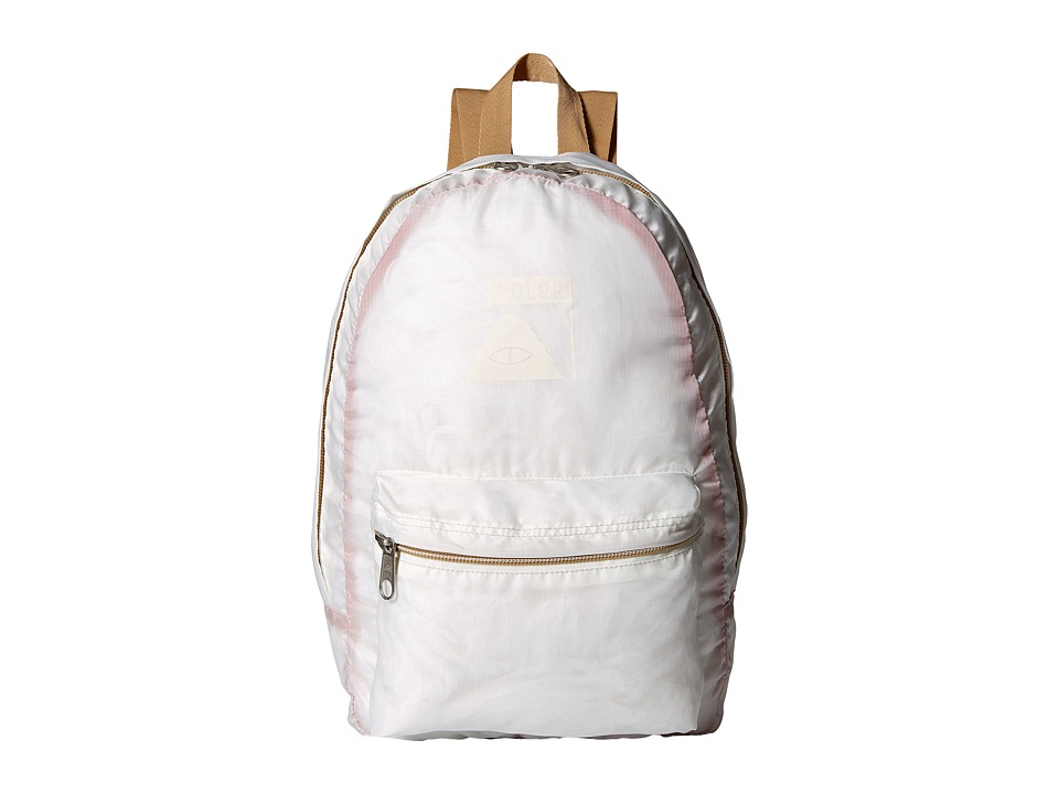 Poler - Stuffable Pack (Off-White) Backpack Bags