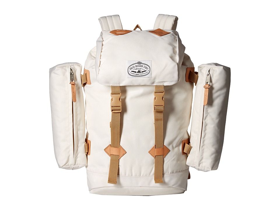 Poler - Classic Rucksack (Off-White) Backpack Bags