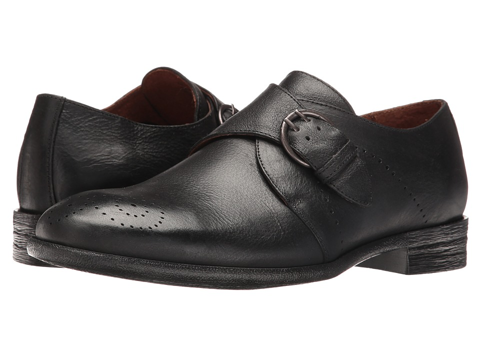 Robert Wayne - Montana (Black) Men's Shoes