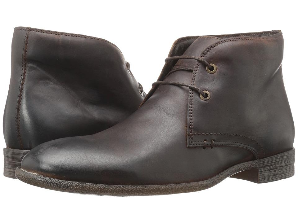 Robert Wayne - Wisconsin (Brown) Men's Shoes