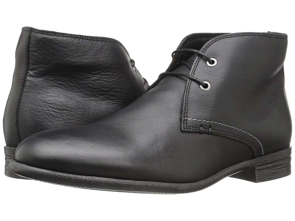 Robert Wayne - Wisconsin (Black) Men's Shoes