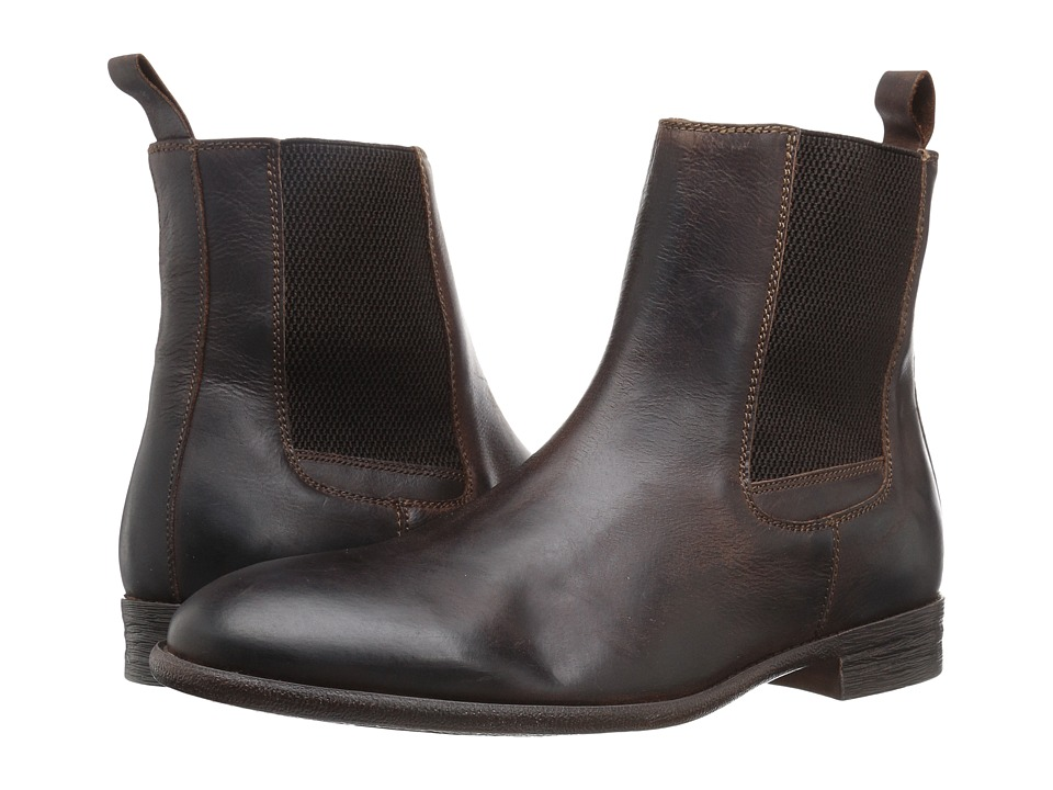 Robert Wayne - Oregon (Brown) Men's Pull-on Boots