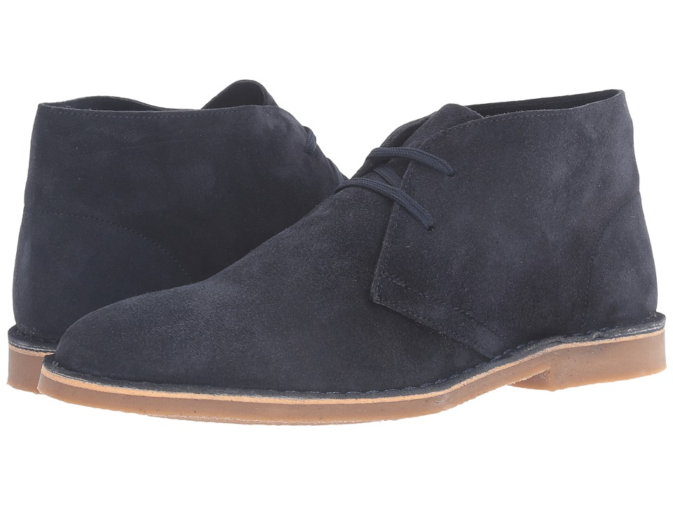 Robert Wayne - Greyson (Navy) Men's Shoes