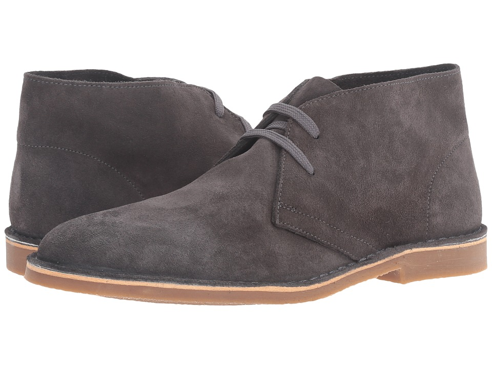 Robert Wayne - Greyson (Grey) Men's Shoes