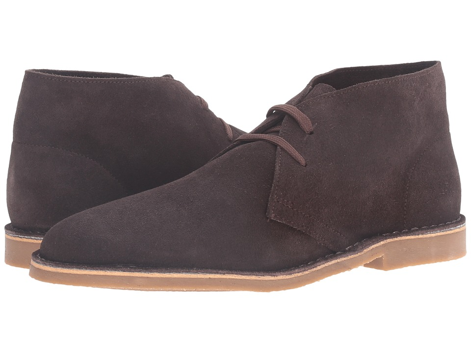 Robert Wayne - Greyson (Dark Brown) Men's Shoes