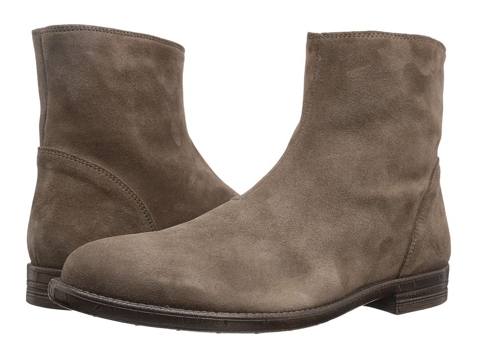Robert Wayne - Jacob (Sand Suede) Men's Pull-on Boots