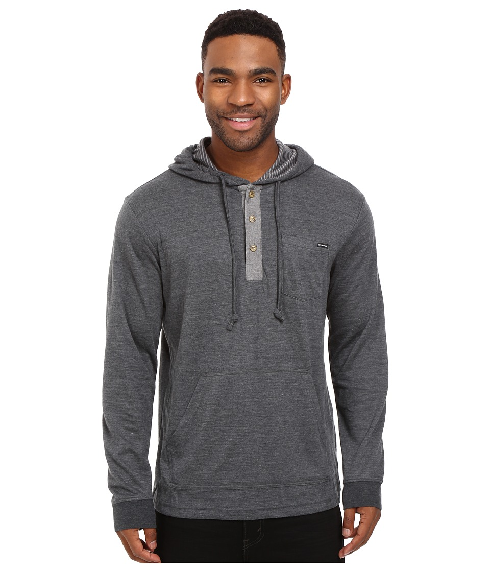 O'Neill - Hatch Pullover (Grey) Men's Clothing