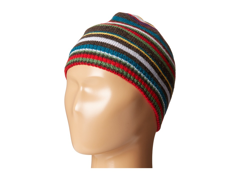 Paul Smith Junior - Striped Hat (Toddler) (Multicolor) Caps