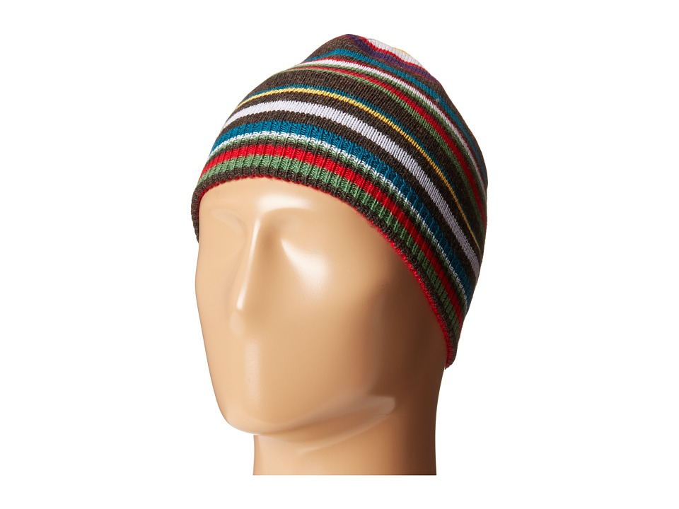 Paul Smith Junior - Striped Hat (Little Kids/Big Kids) (Multicolor) Caps