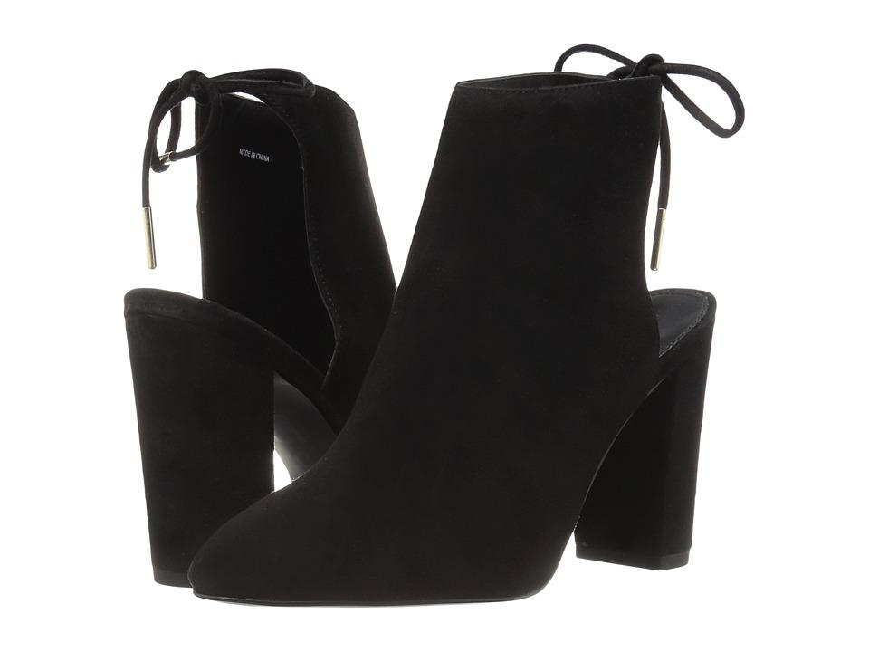 Pelle Moda - Free (Black Suede) High Heels