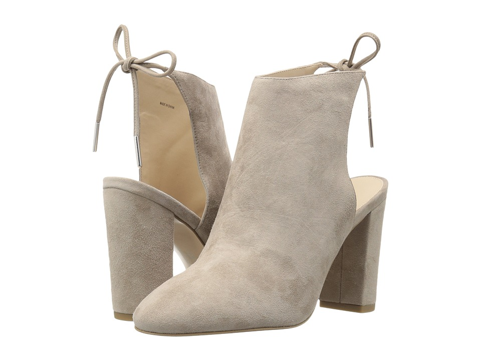 Pelle Moda Free (Mushroom Suede) High Heels