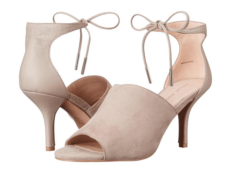 Pelle Moda - Ivet (Mushroom Suede) High Heels