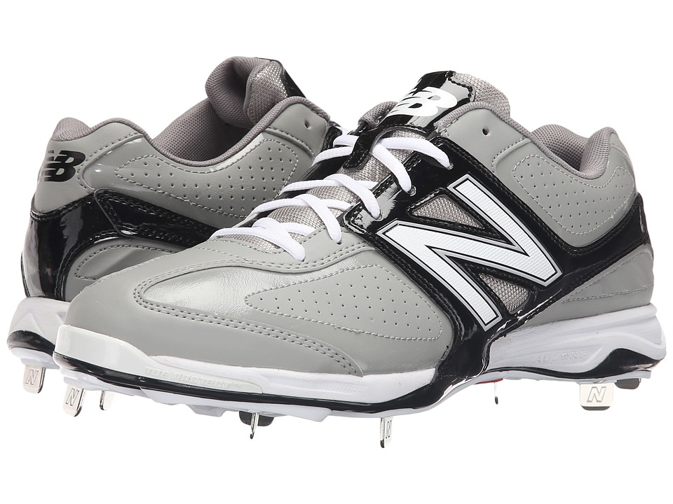 New Balance - MBCLSCV1 (Grey/Black) Men's Shoes