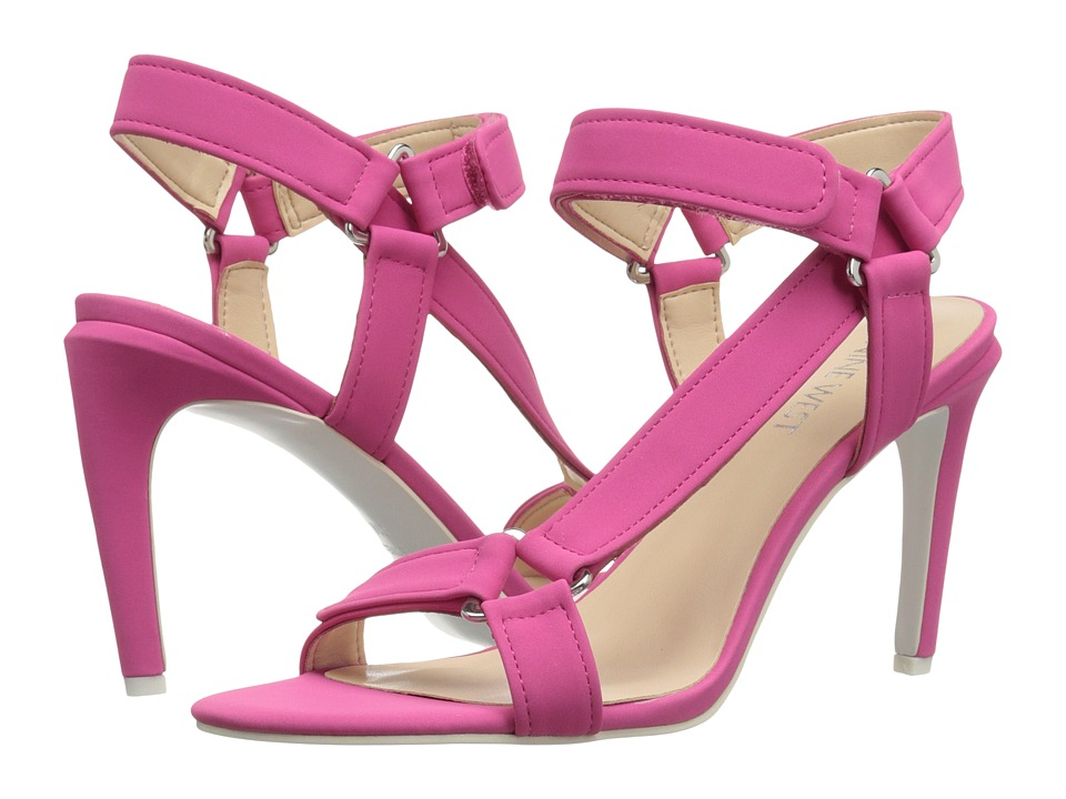 Nine West Avenueb (Pink Synthetic) Women