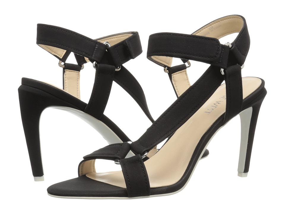 Nine West Avenueb (Black Synthetic) Women