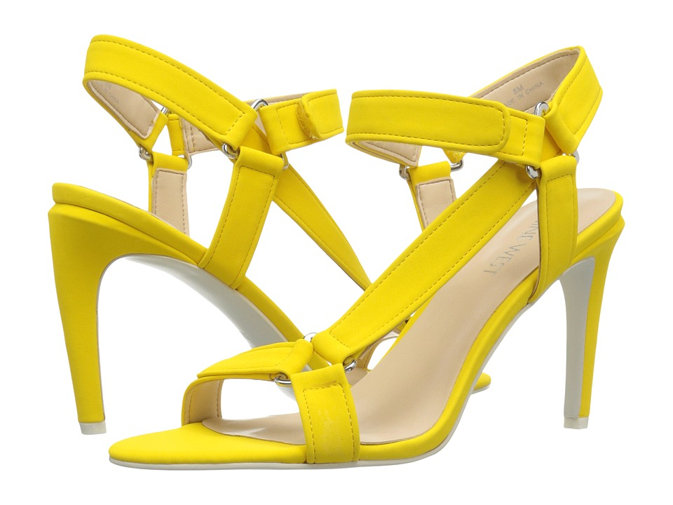 Nine West - Avenueb (Yellow Synthetic) Women